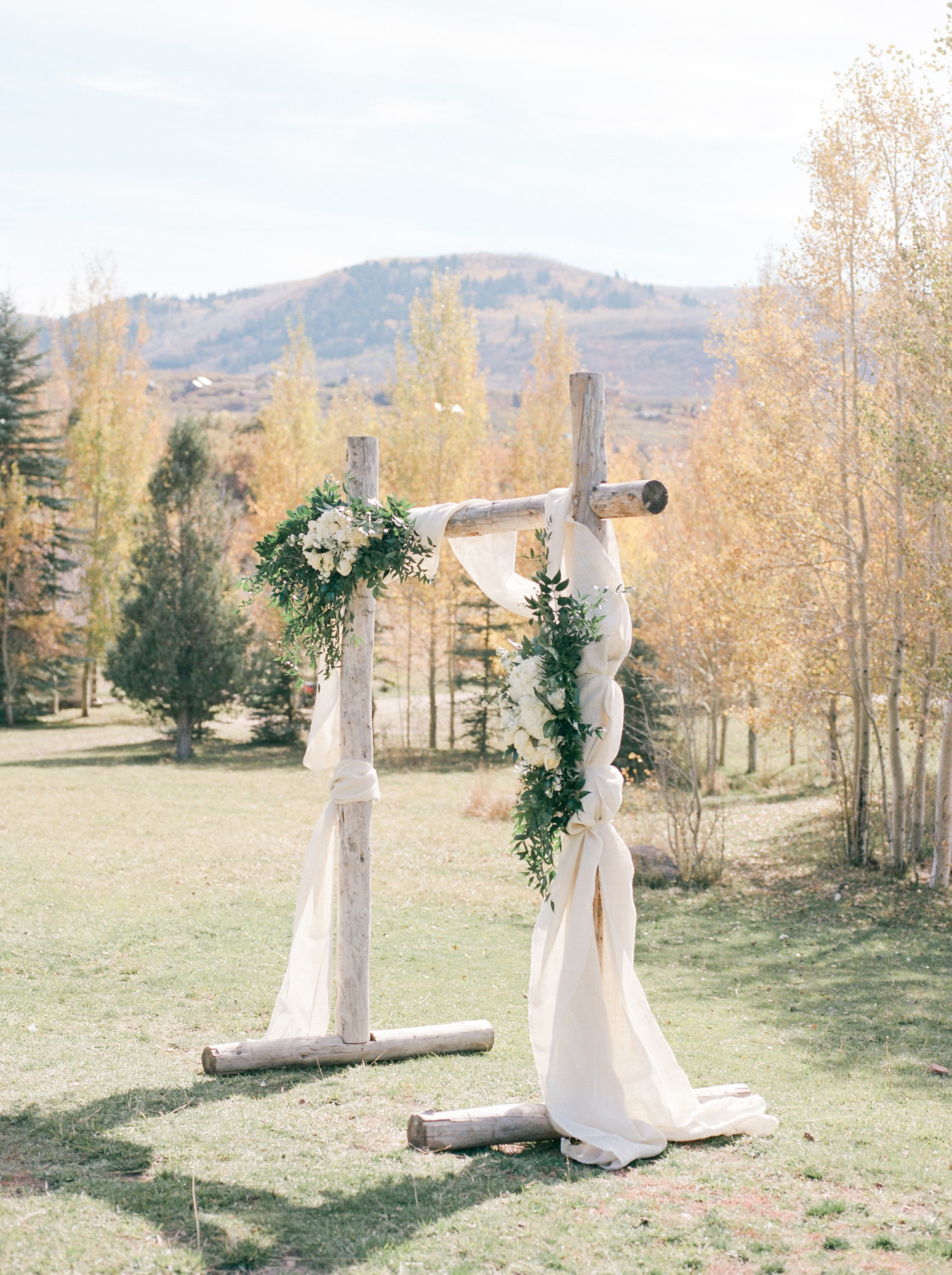 Red Cliff Ranch Wedding | Rustic Elegance | Fall Wedding | Michelle Leo Events | Utah Event Planner and Designer | Heather Nan Photography