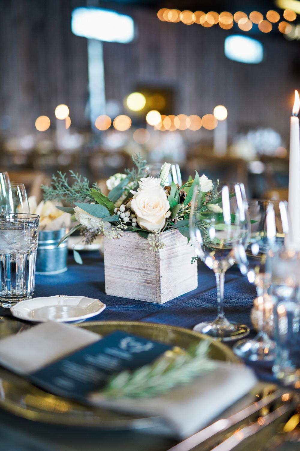 Classic Winter Wedding | Utah Winter Wedding | Blue Sky Ranch Wedding | Michelle Leo Events | Utah Event Planner and Designer | Gideon Photography