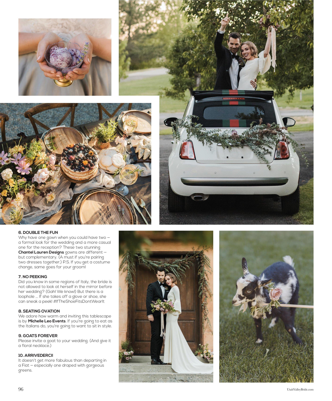 Italian Summer Wedding | Italian Inspired Wedding | Natural Wedding Details | Utah Valley Bride Magazine | Michelle Leo Events | Utah Event Planner and Designer | Alixann Loosle Photography