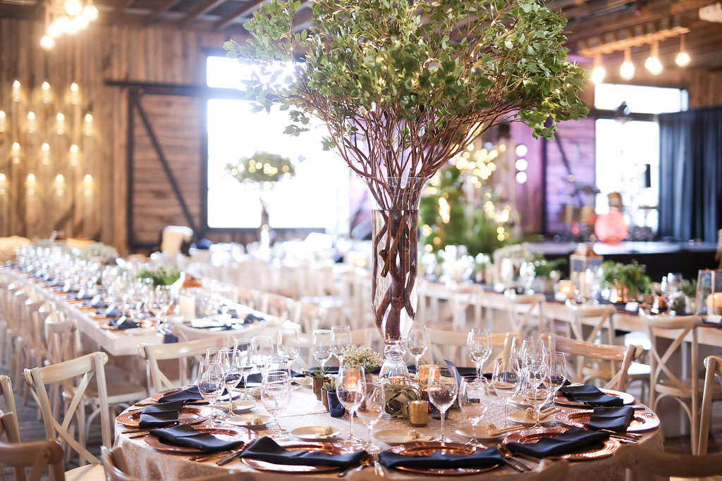 Jewish Wedding | Fall Wedding | Blue Sky Ranch Wedding | Navy and Copper | Michelle Leo Events | Utah Wedding Design and Planning | Pepper Nix Photography