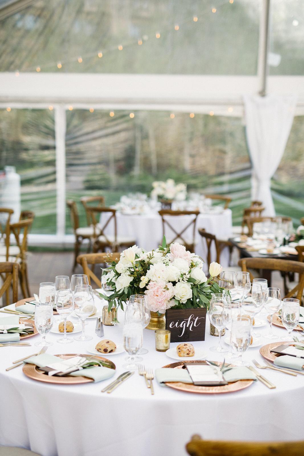 Montage Deer Valley Wedding | Summer Wedding | Neutral Wedding Decor | White Wedding Floral | Michelle Leo Events | Utah Event Planner and Designer | Gideon Photography