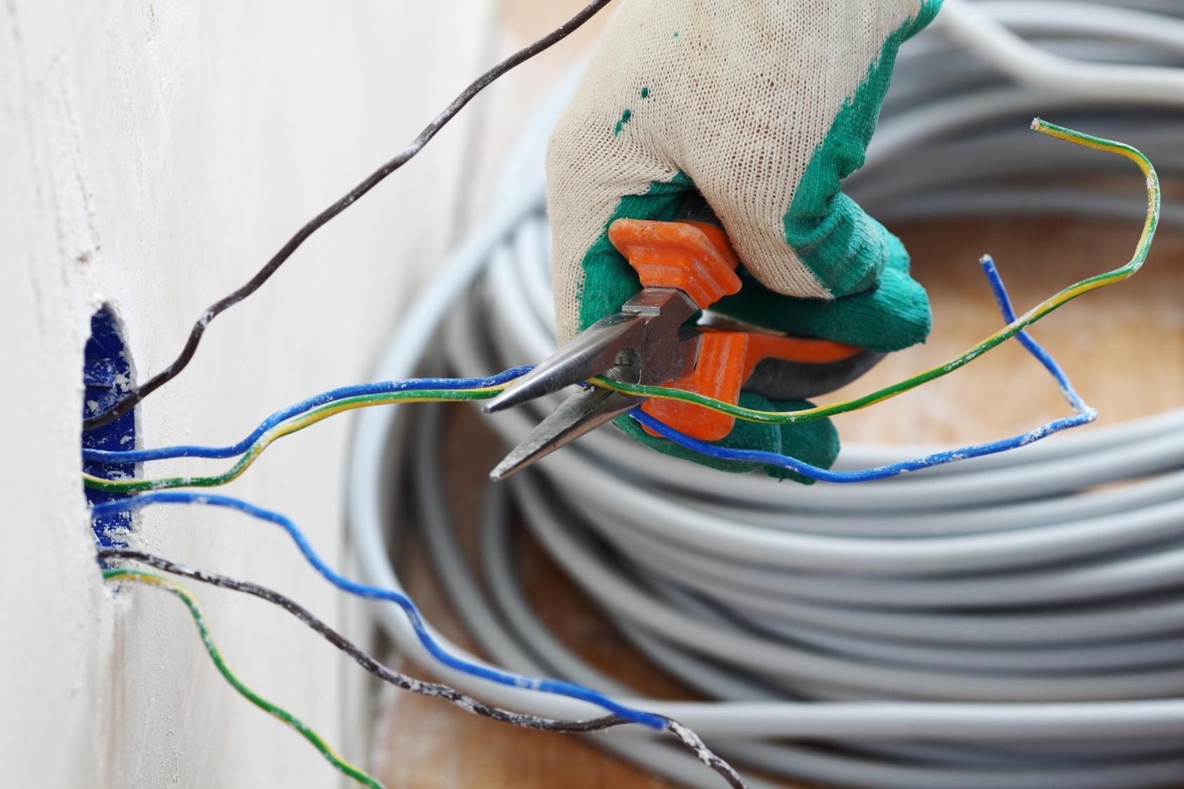 New Wire Installation