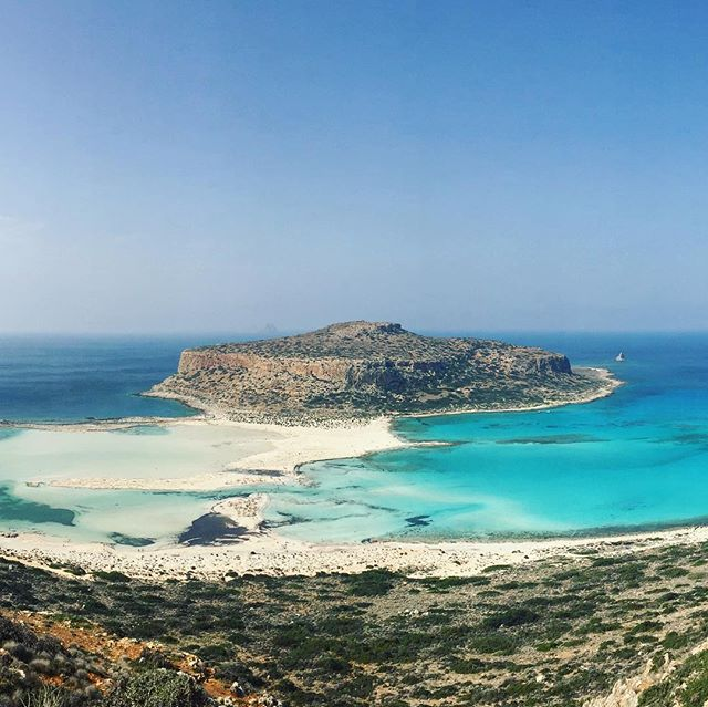 Balos Beach . . . . #beach #beaching #balos #crete #greece #traveleurope #griechenland #kreta #love