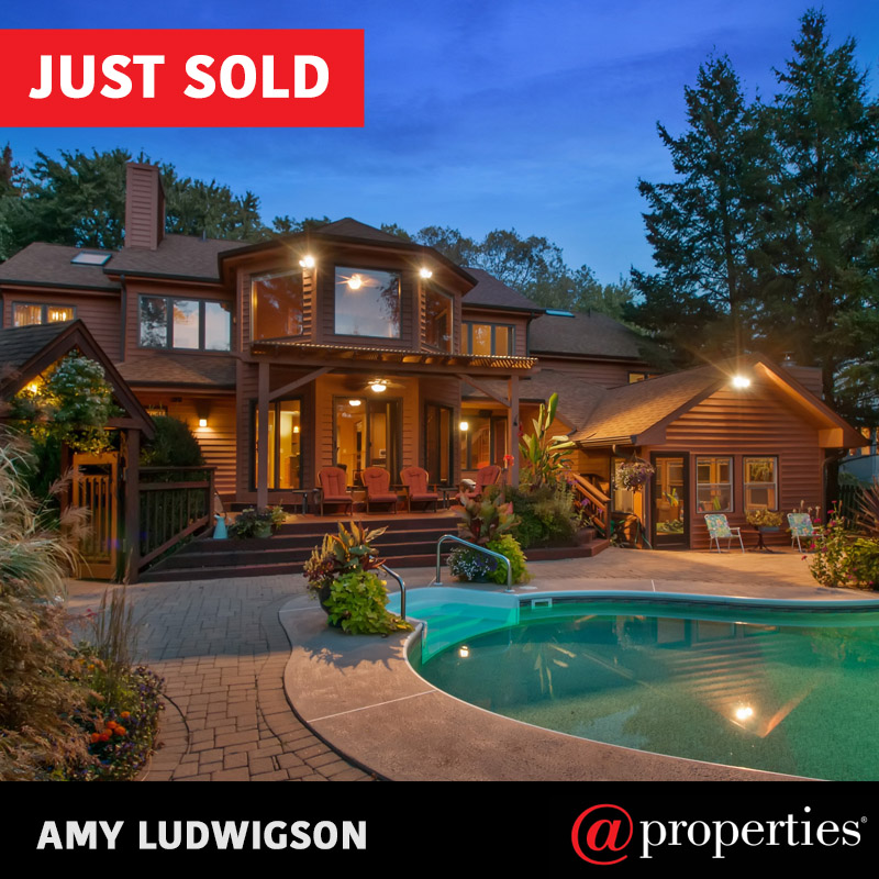 CASH BUYER THAT CLOSED IN 3 WEEKS AND WAS THE HIGHEST PRICED HOME SOLD IN DISTRICT 202 IN 10 YEARS!