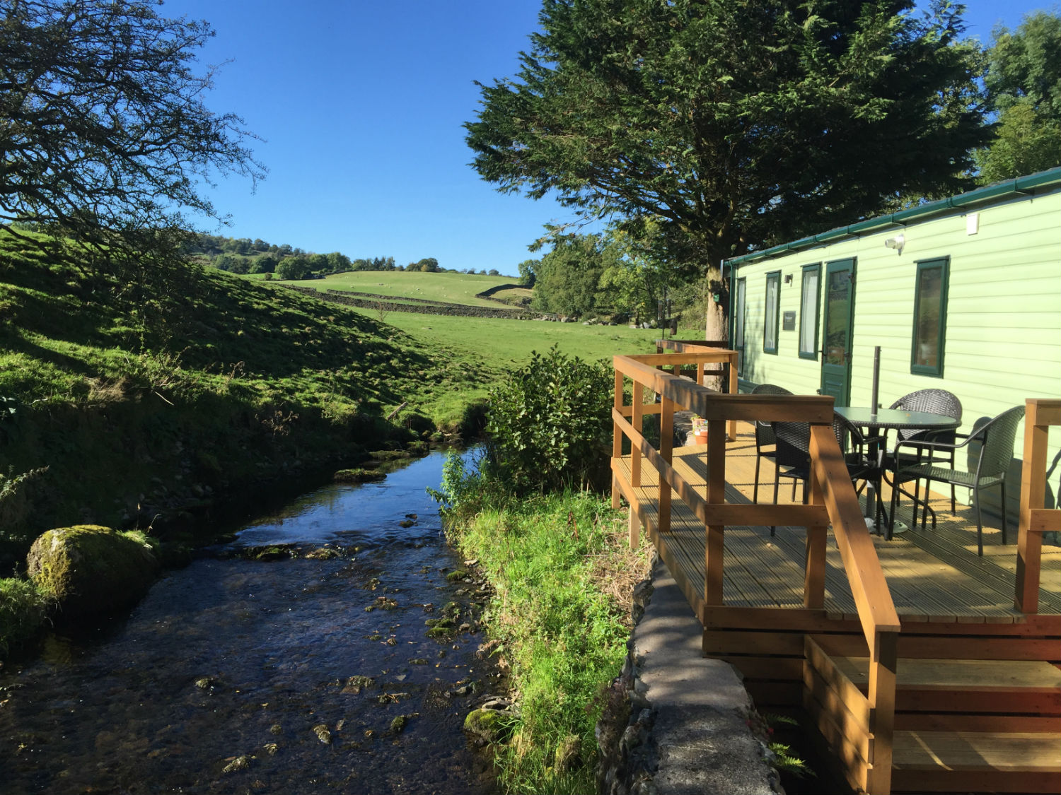 YOUR OWN DREAM HOLIDAY HOME IN THE LAKES