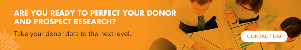 Learn how to do prospect research with help from Donorly!