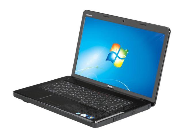 "Dell Inspiron N5030  Intel Pentium T4500 (2.30 GHz) 3 GB Memory 320 GB HDD Intel GMA 4500MHD 15.6"" Windows 7 Home Premium 32-bit  $150"