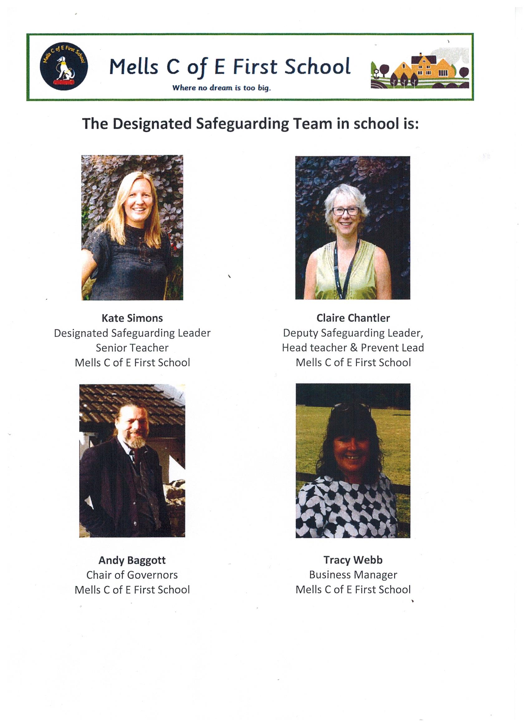 Designated Safeguarding Team Mells March 2019.png