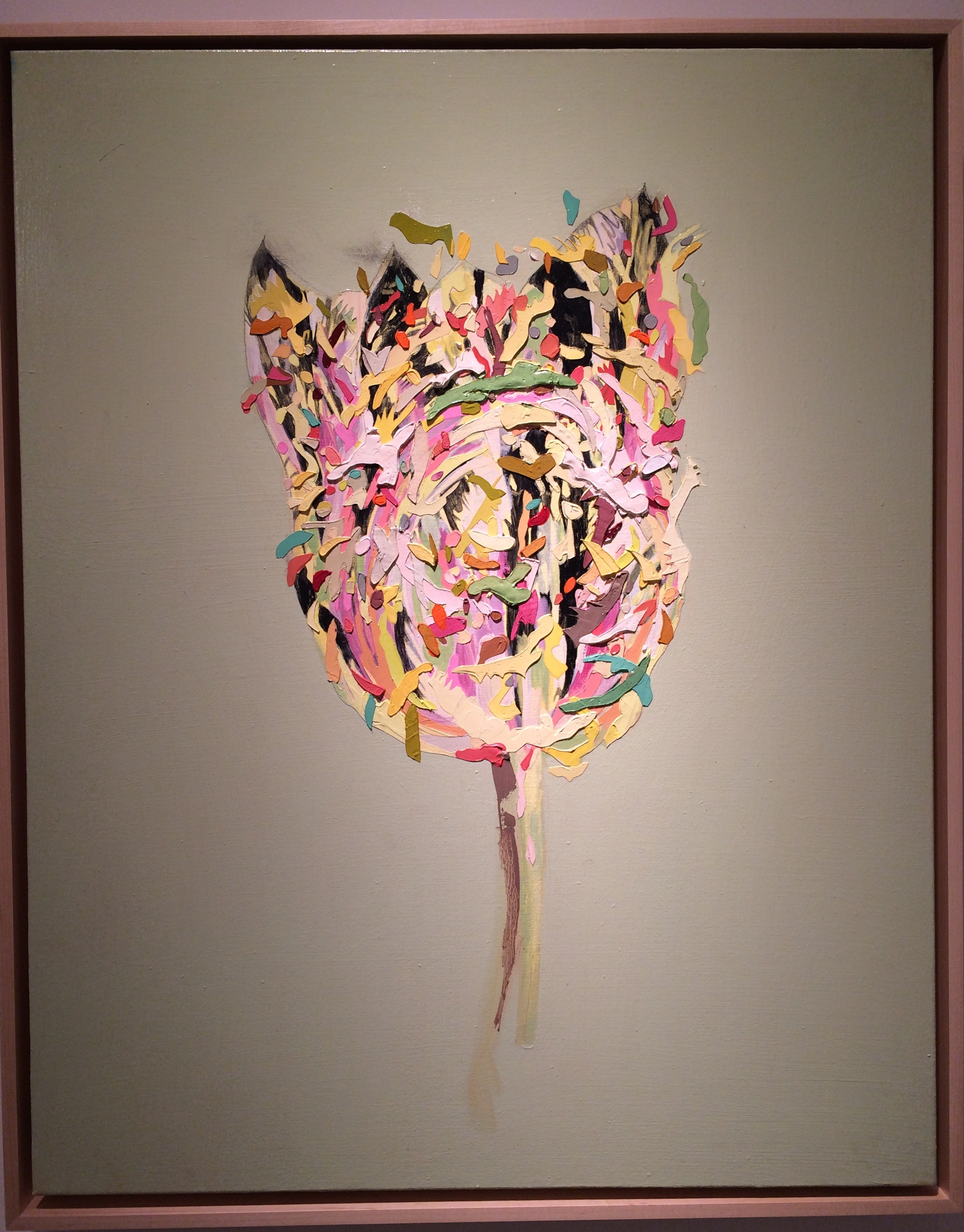 Wardell Milan at David Nolan Gallery