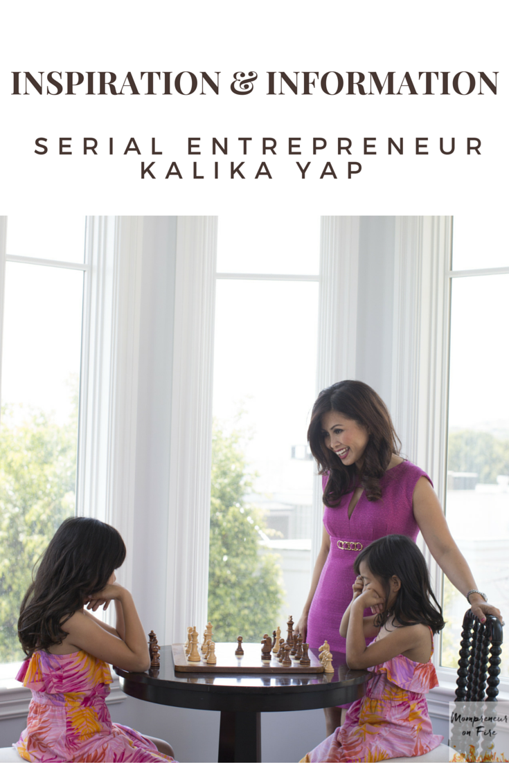 Mompreneur on Fire - Inspiration & Information