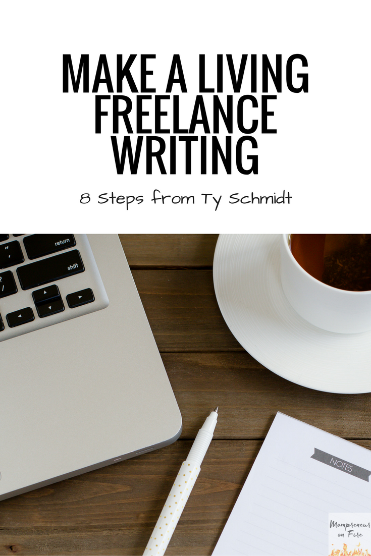 Mompreneur on Fire - Freelance Writing