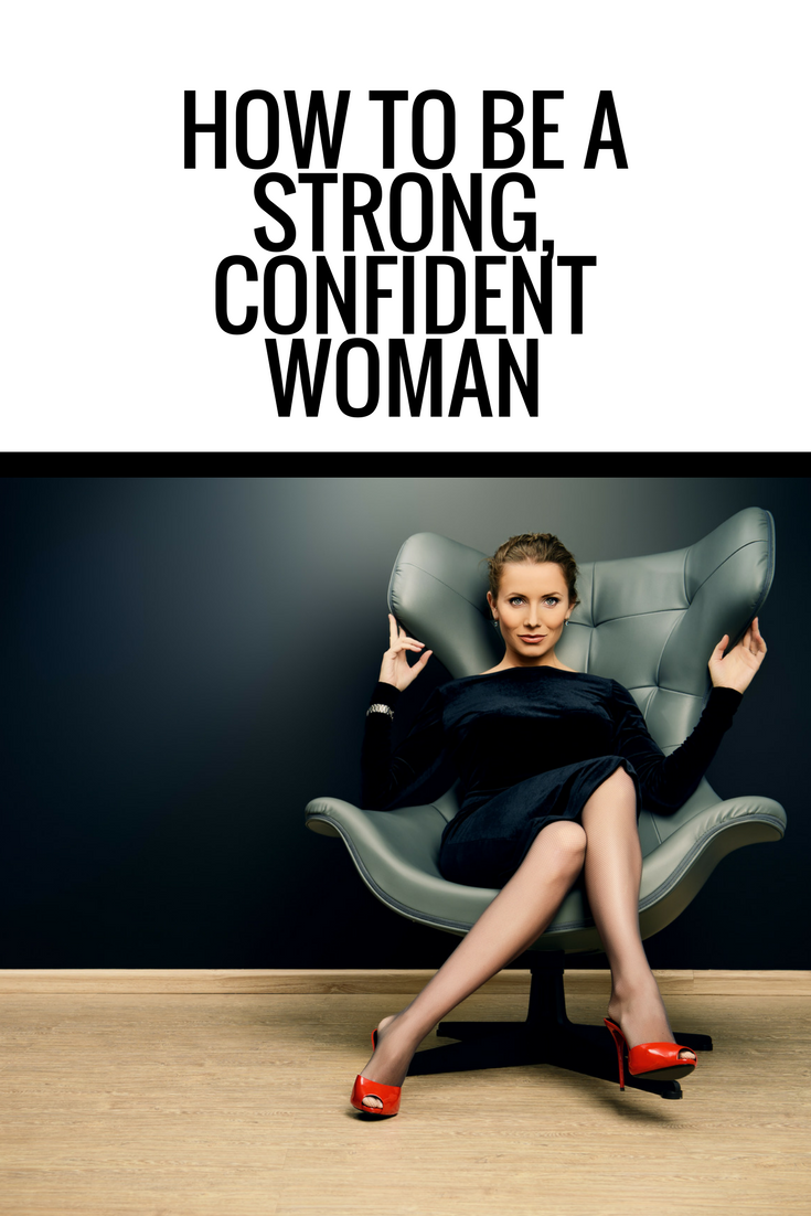 Strong Confident Woman