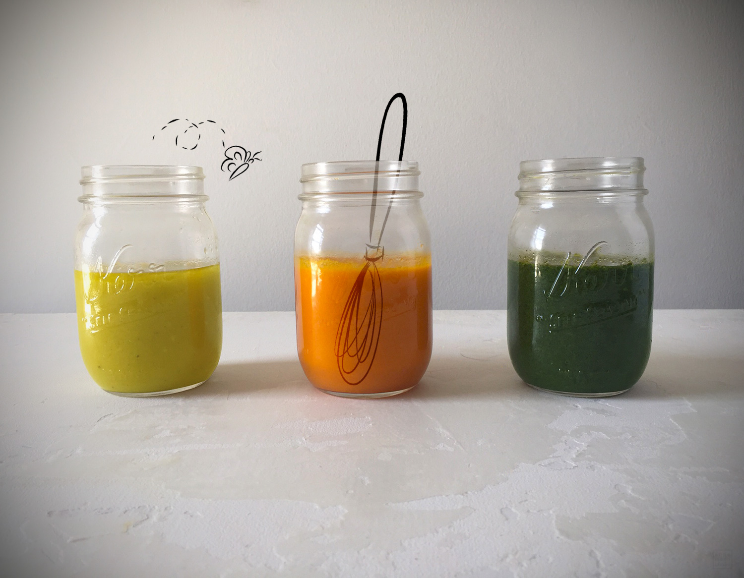 how-to-make-salad-dressings