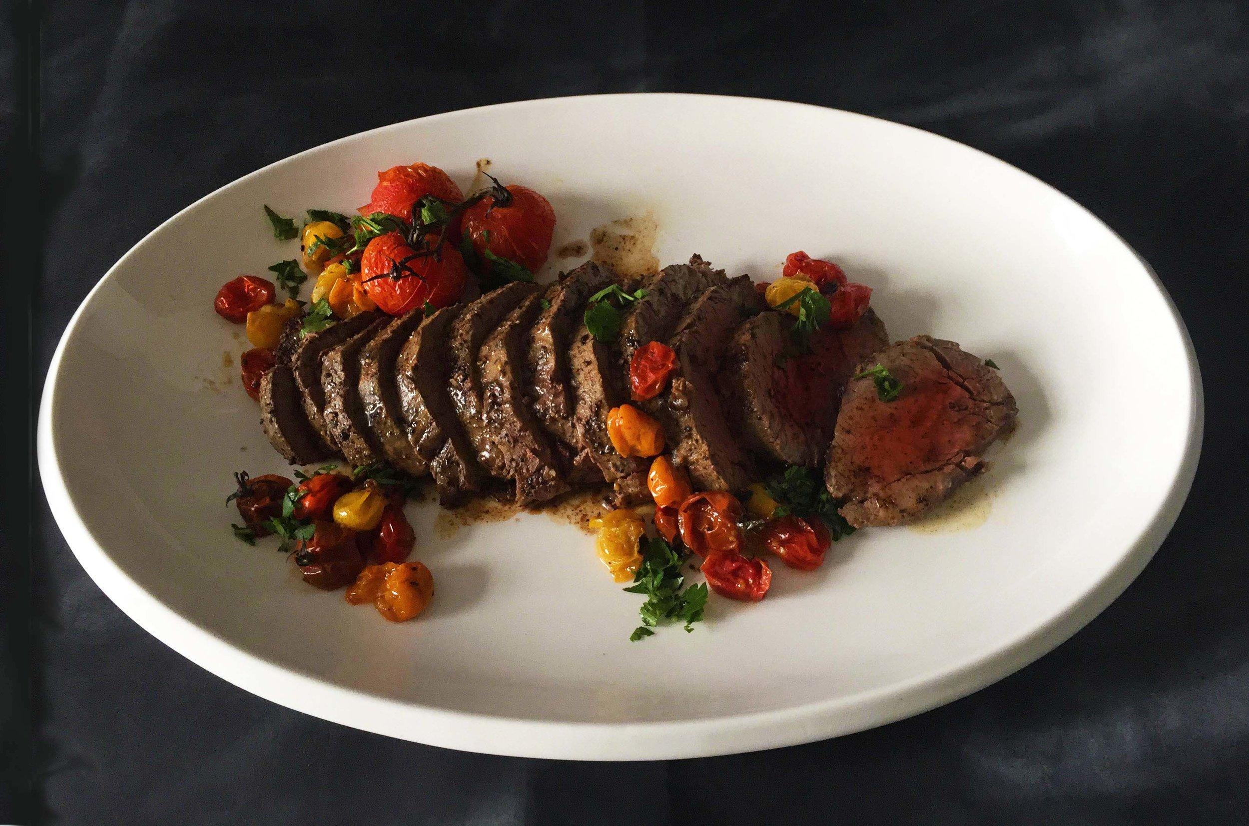 Beef Tenderloin for your holiday festivities