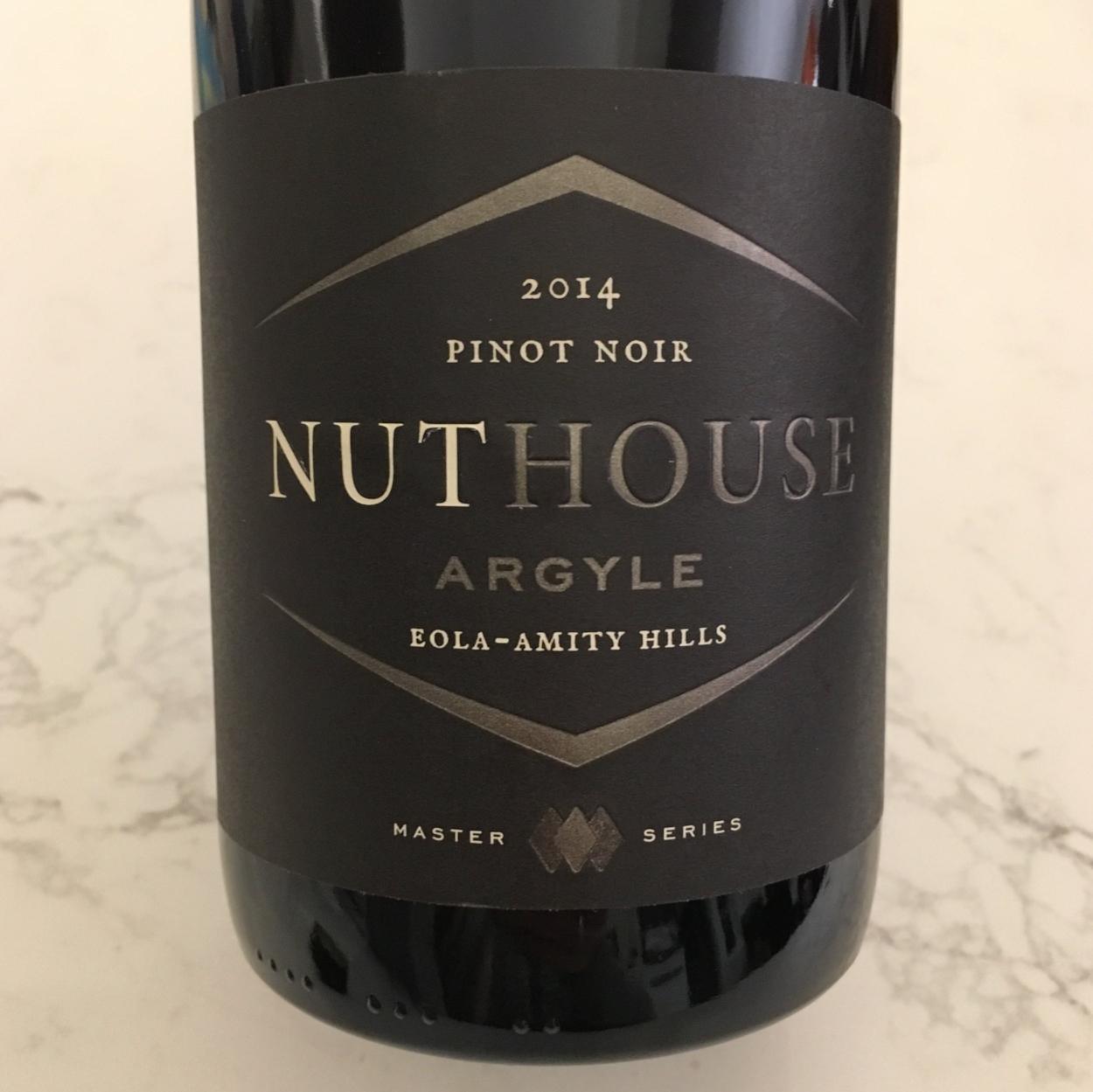 Argyle 2014 Nuthouse Pinot Noir