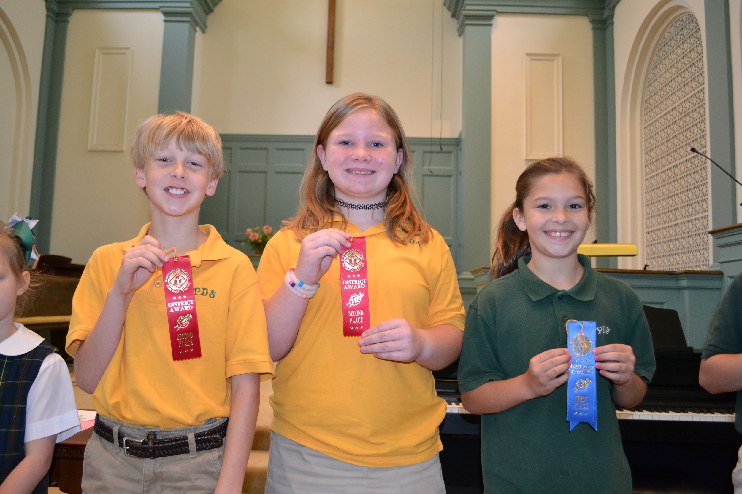 MAIS district art winners