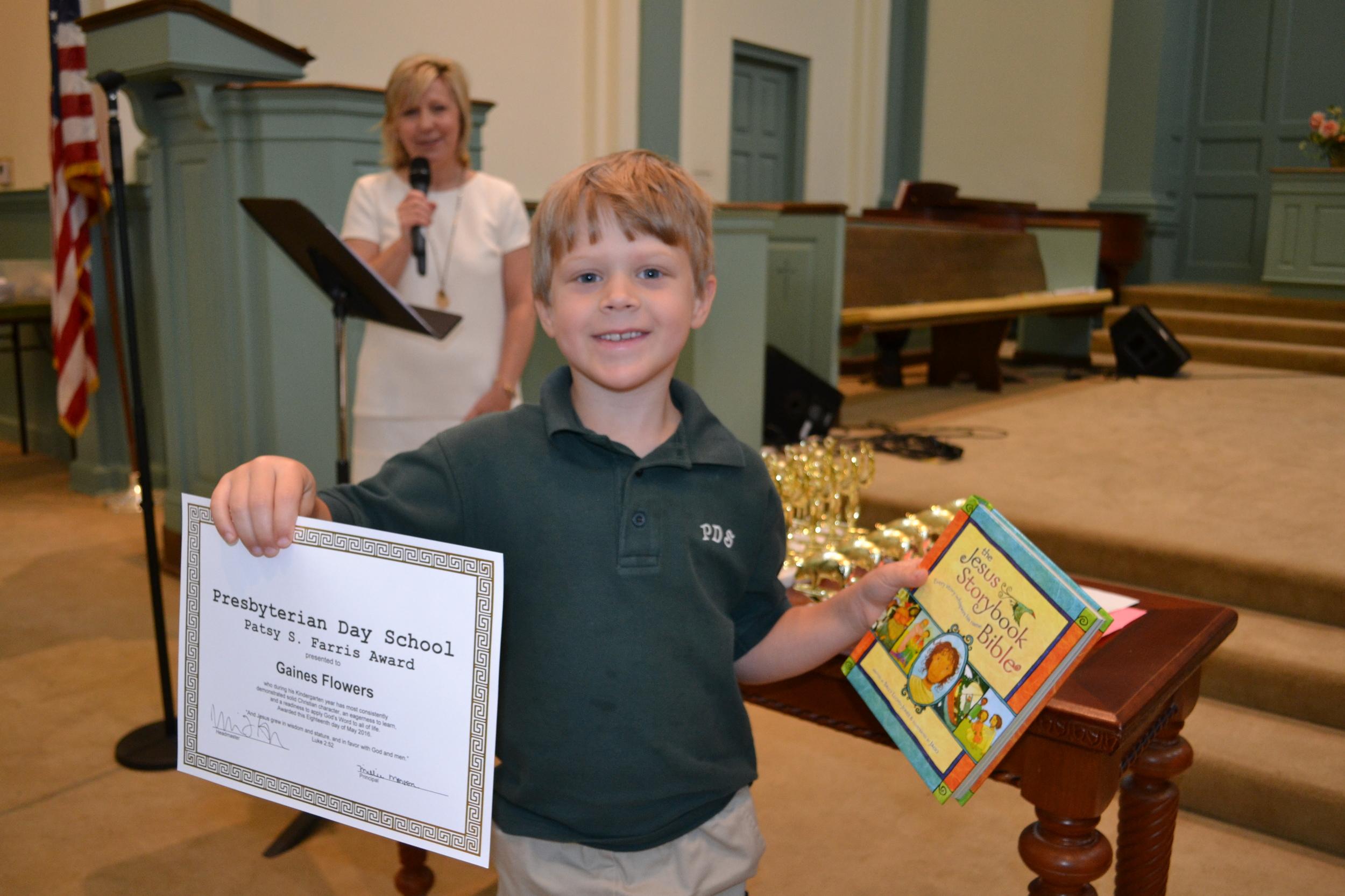Patsy S. Farris Award