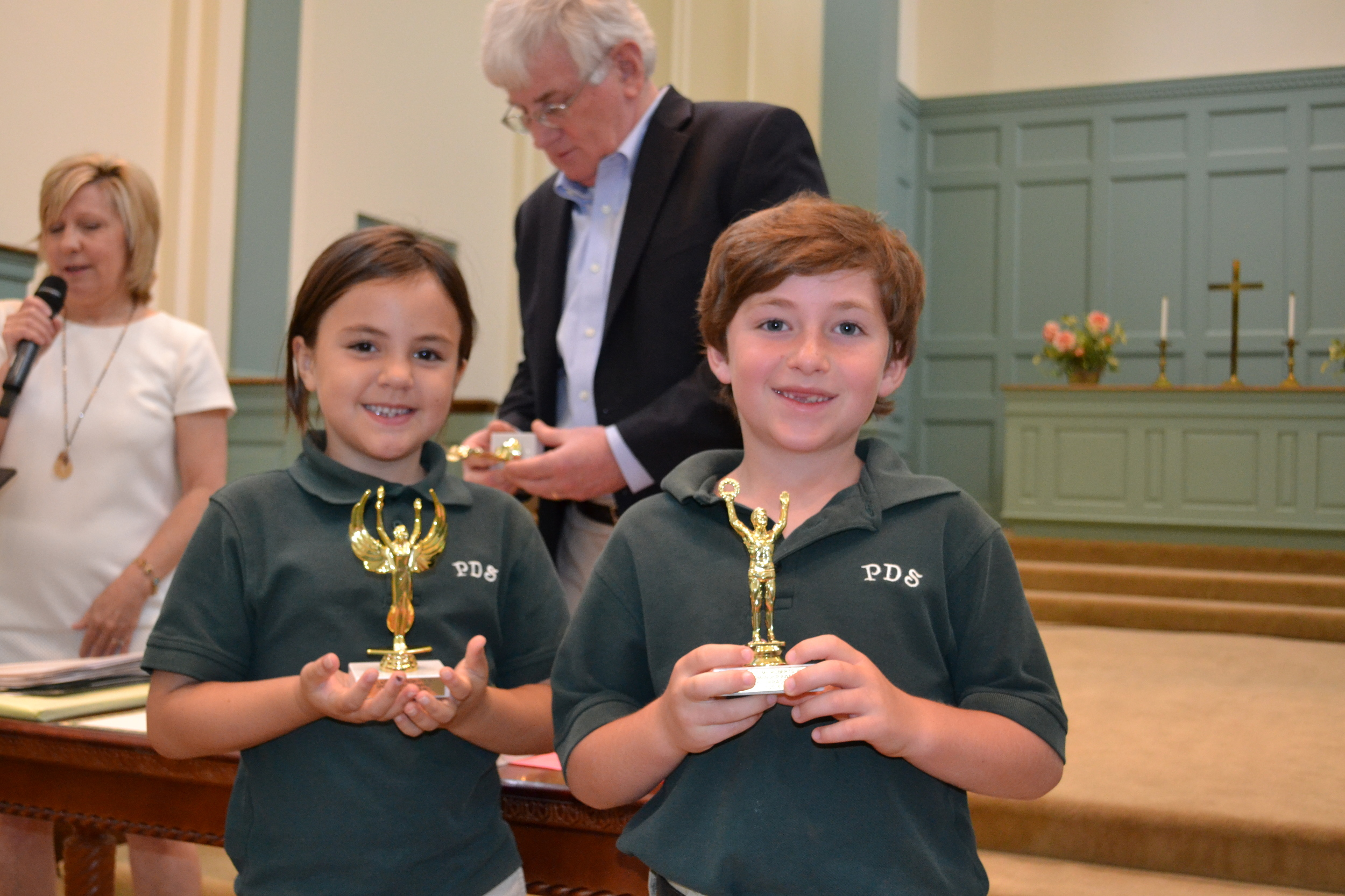 Claude E McRoberts, III Sportsmanship Award