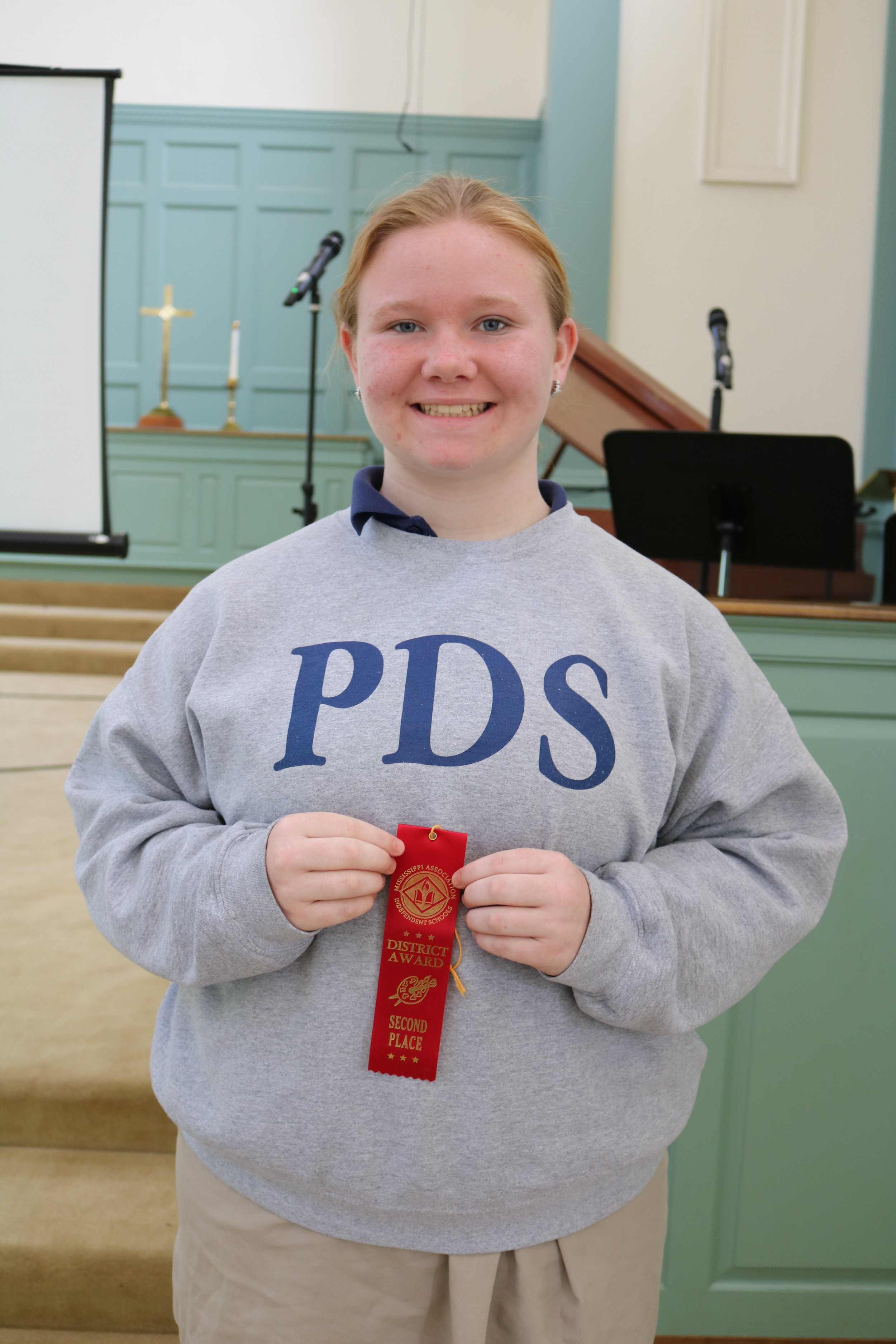 6th grade MAIS winner