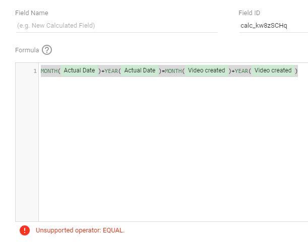 DataStudio Custom Formula equal to operator not supported.JPG