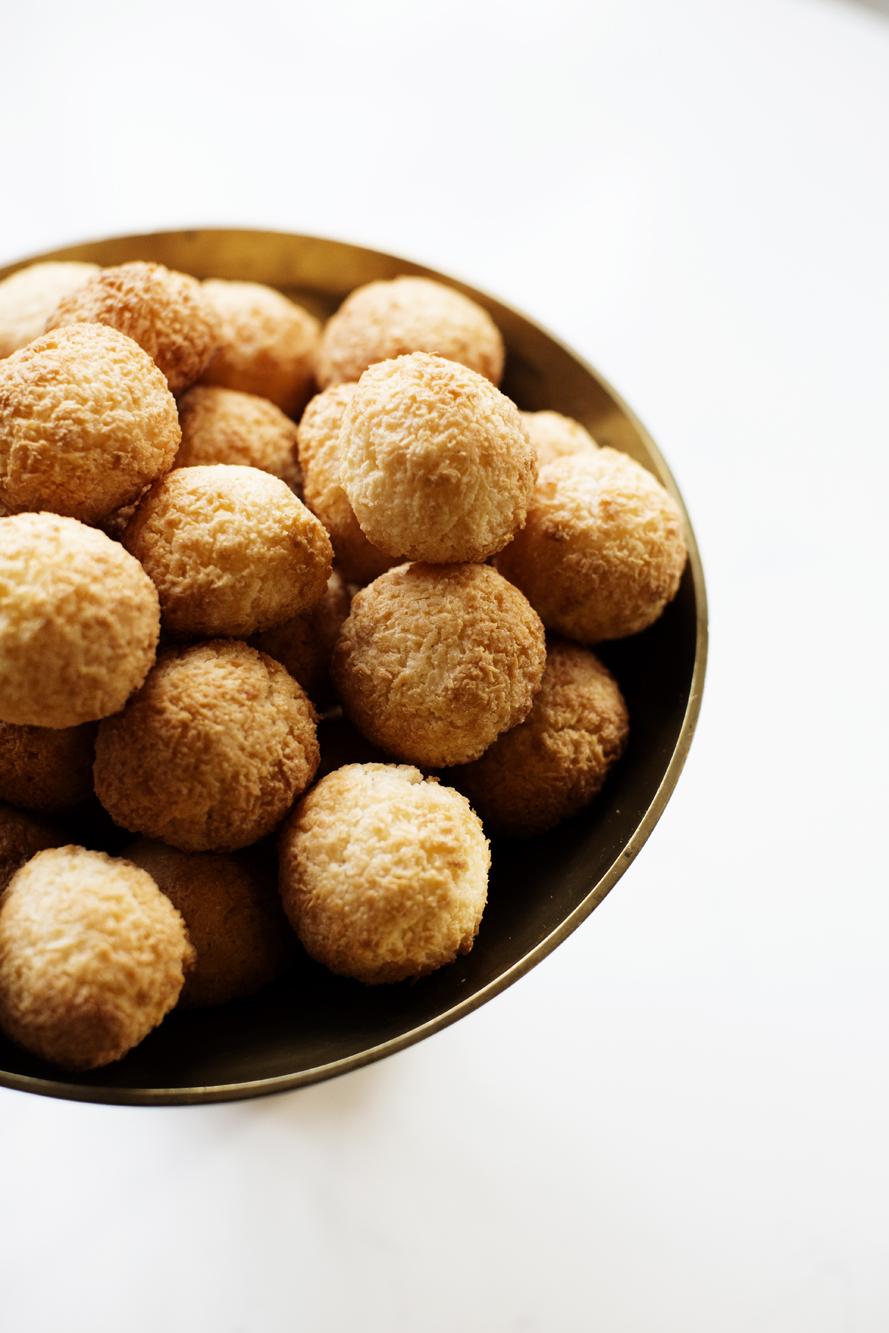 """Salty Tart's Coconut Macaroon"" Food Network"