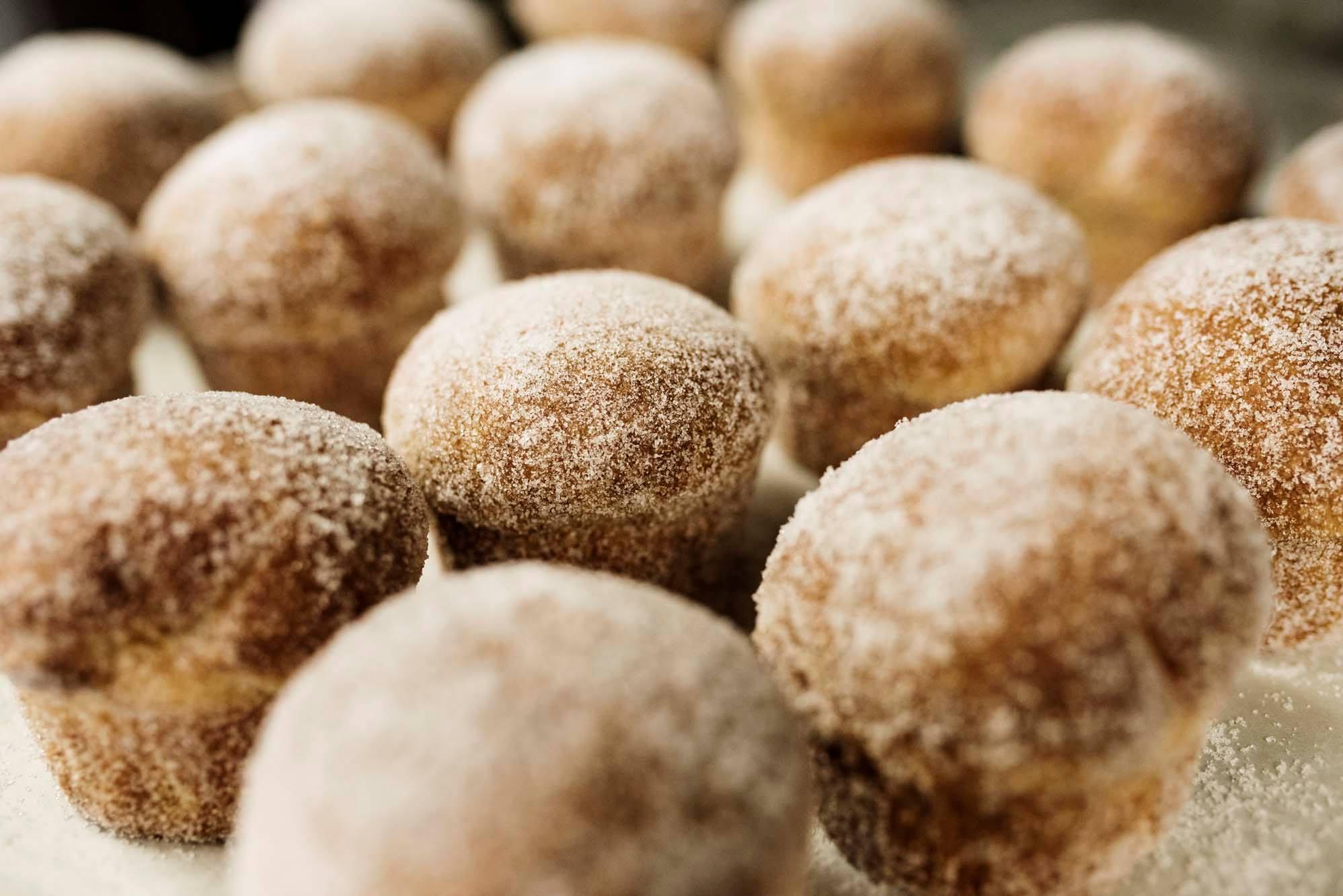 """The Salty Tart's Cream Filled Brioche"" Bon Appetite Magazine"