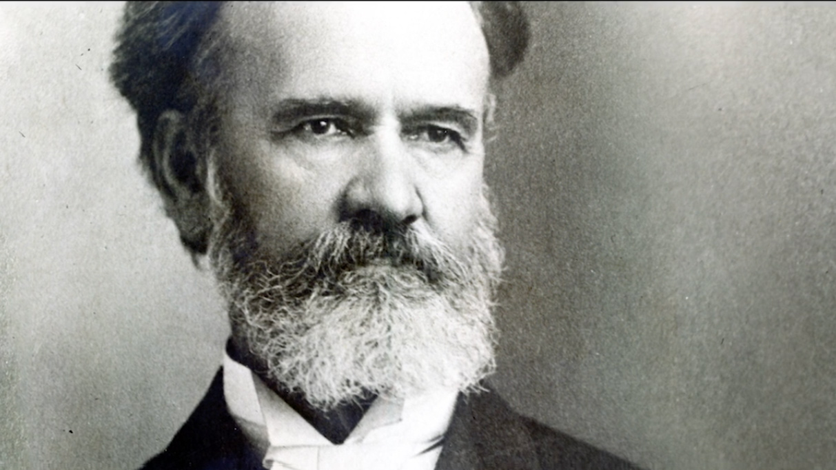 A.B. Simpson   New York City Pastor and Founder of the Christian Missionary Alliance