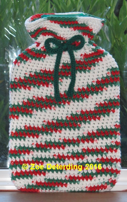 Easy Hot Water Bottle Cover