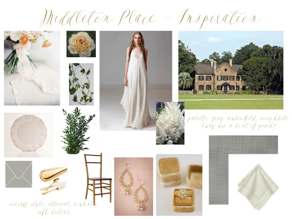 Images below by  Lucy Cuneo Photography     Middleton Place    Charleston, South Carolina