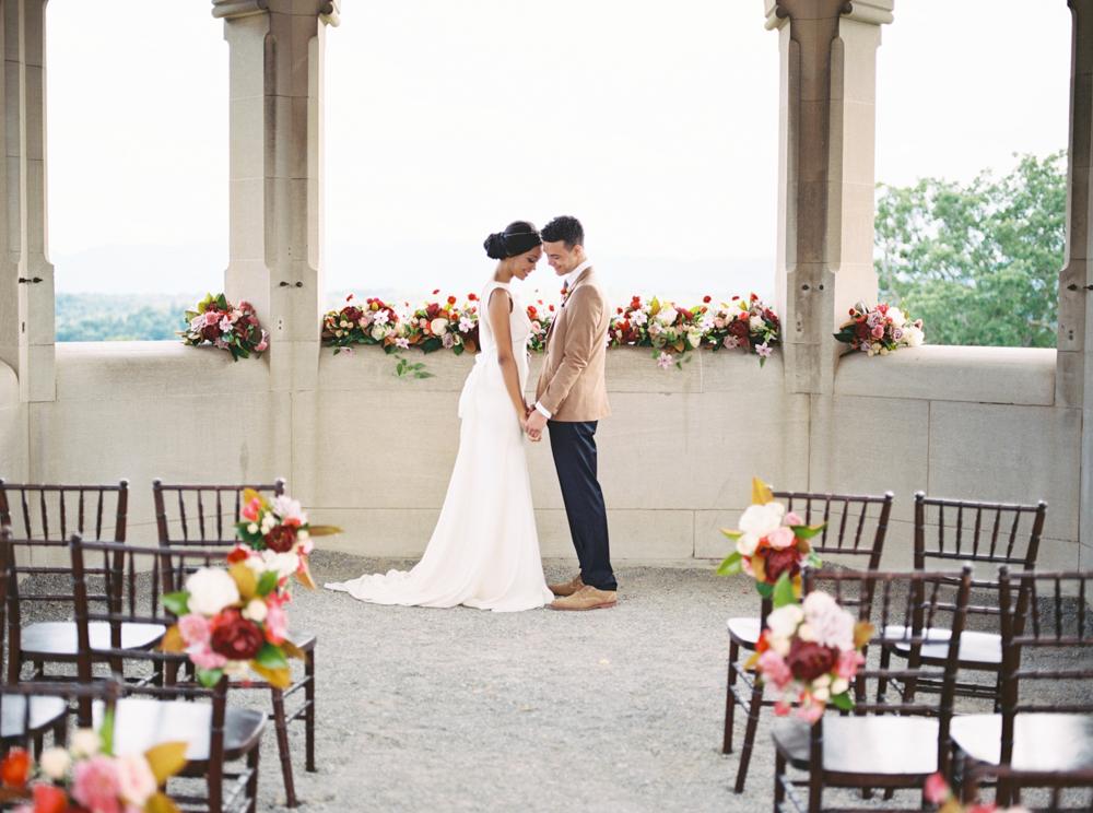 Wedding Ceremony at The Biltmore Estate