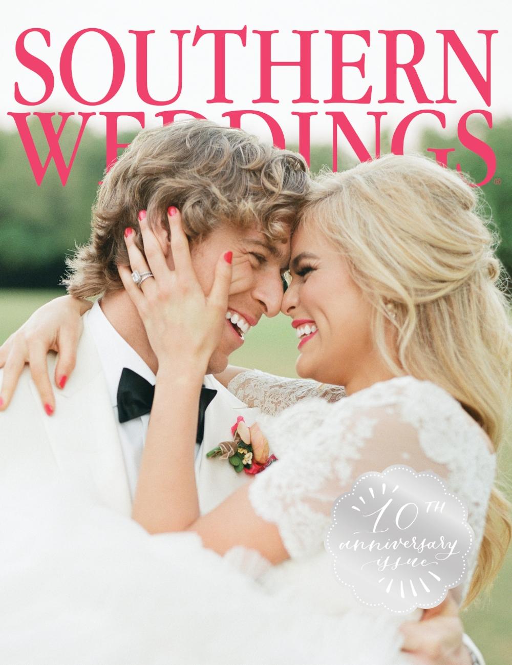 Southern Weddings v10 Magazine