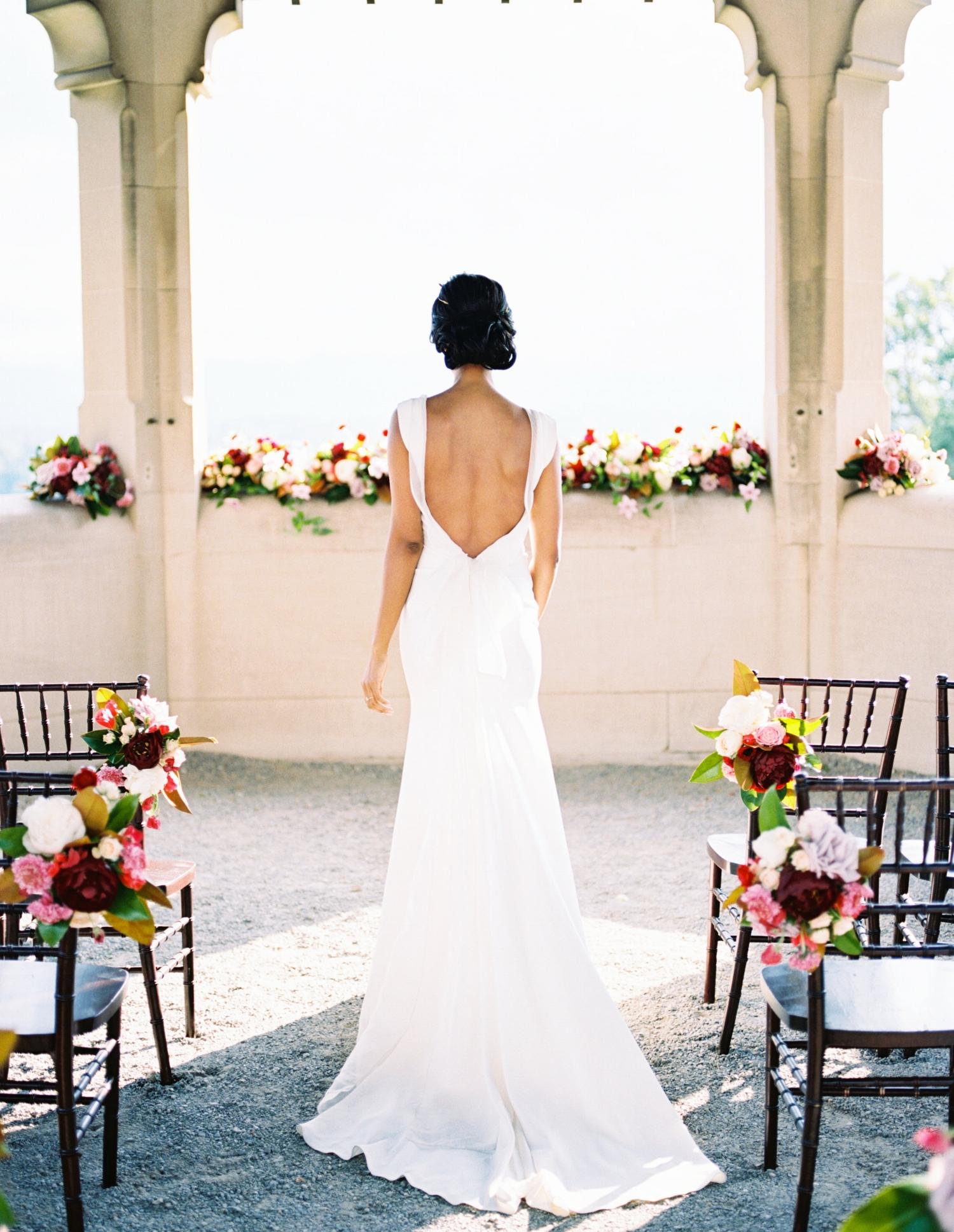 Wedding Ceremony at Biltmore Estate