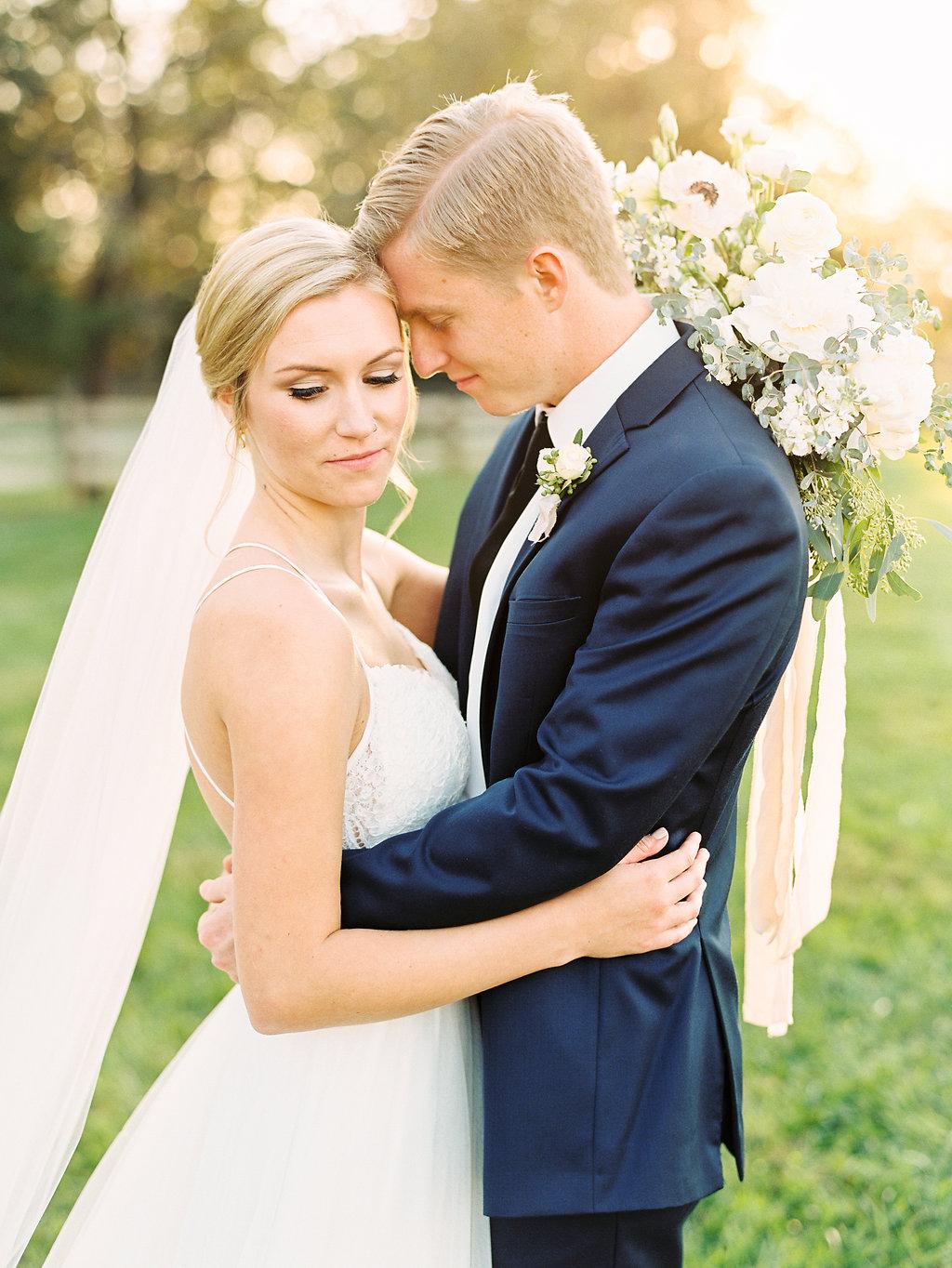 October Wedding in Nashville North Carolina