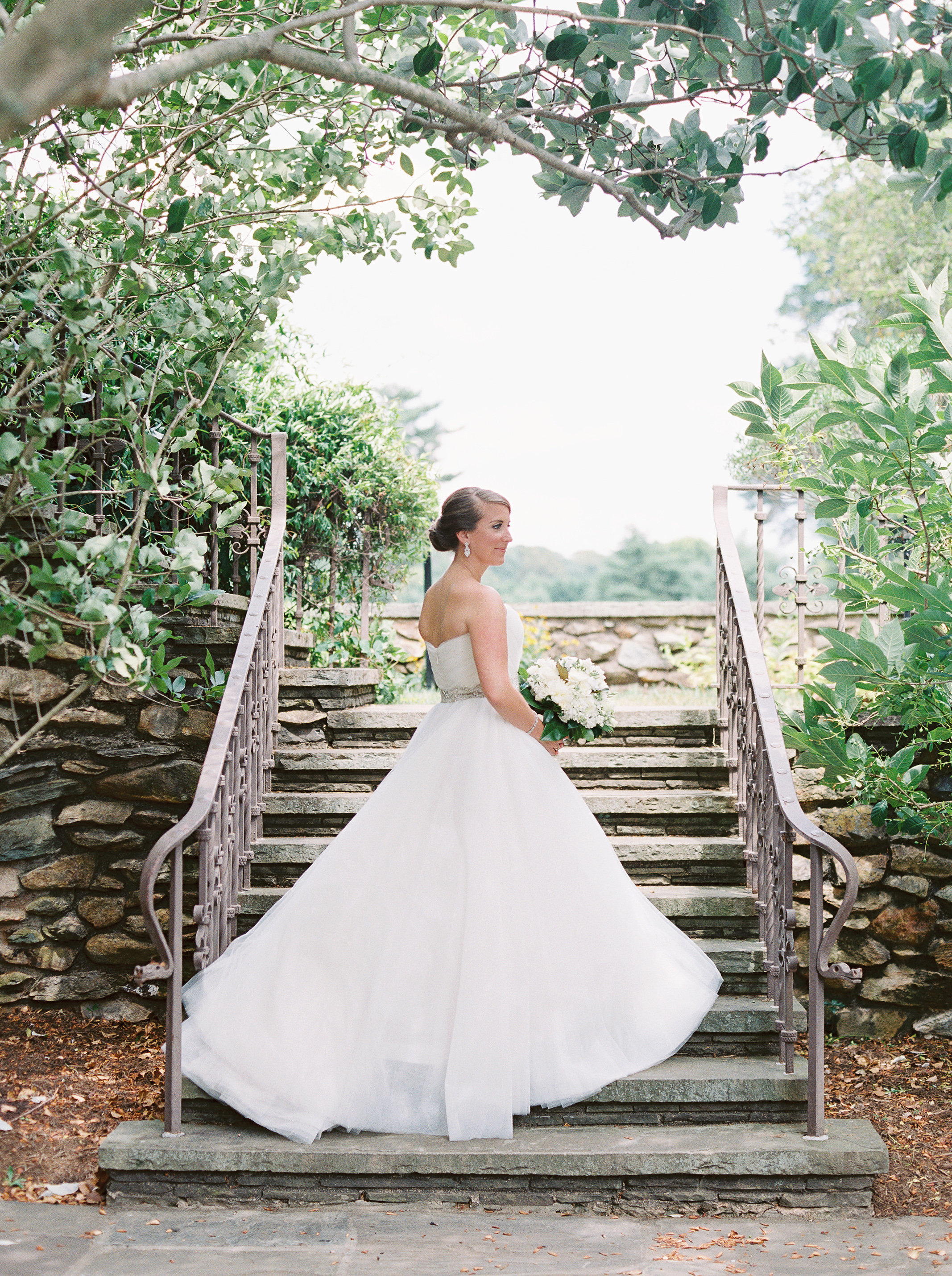 Wedding Day at The Graylyn Estate
