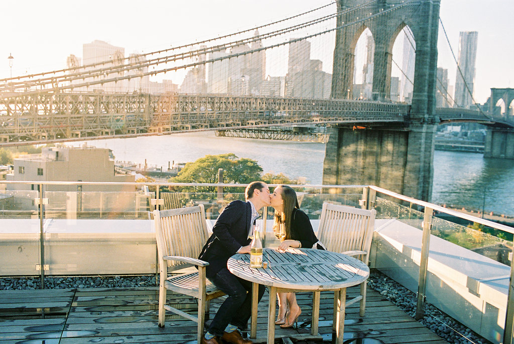 Sarah and Andrew in New York | Photography by  Nancy Ray