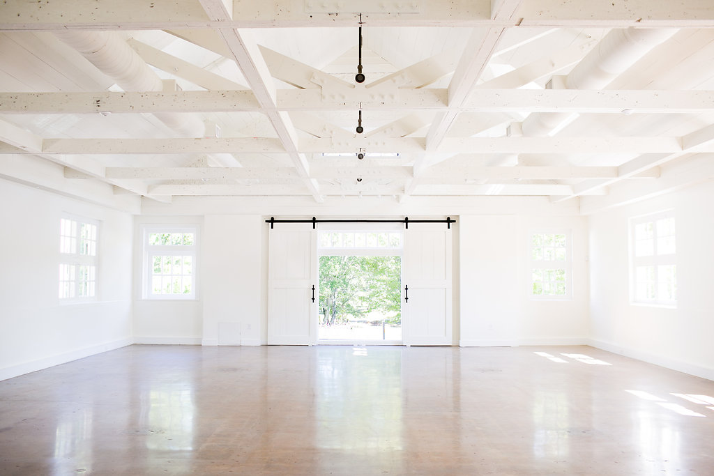 The Barn at Reynolda Village - Located in the heart of the Reynolda Historic District in Winston-Salem, North CarolinaJust a hop, skip, and a jump across the street from the RRE Design Studio!