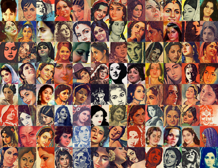 Collage created by  Vinayak Razdan , 2009