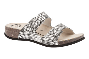 Inside this cute shoe is technology that makes my feet feel fab! Shhh. / Image via ABEO Footwear