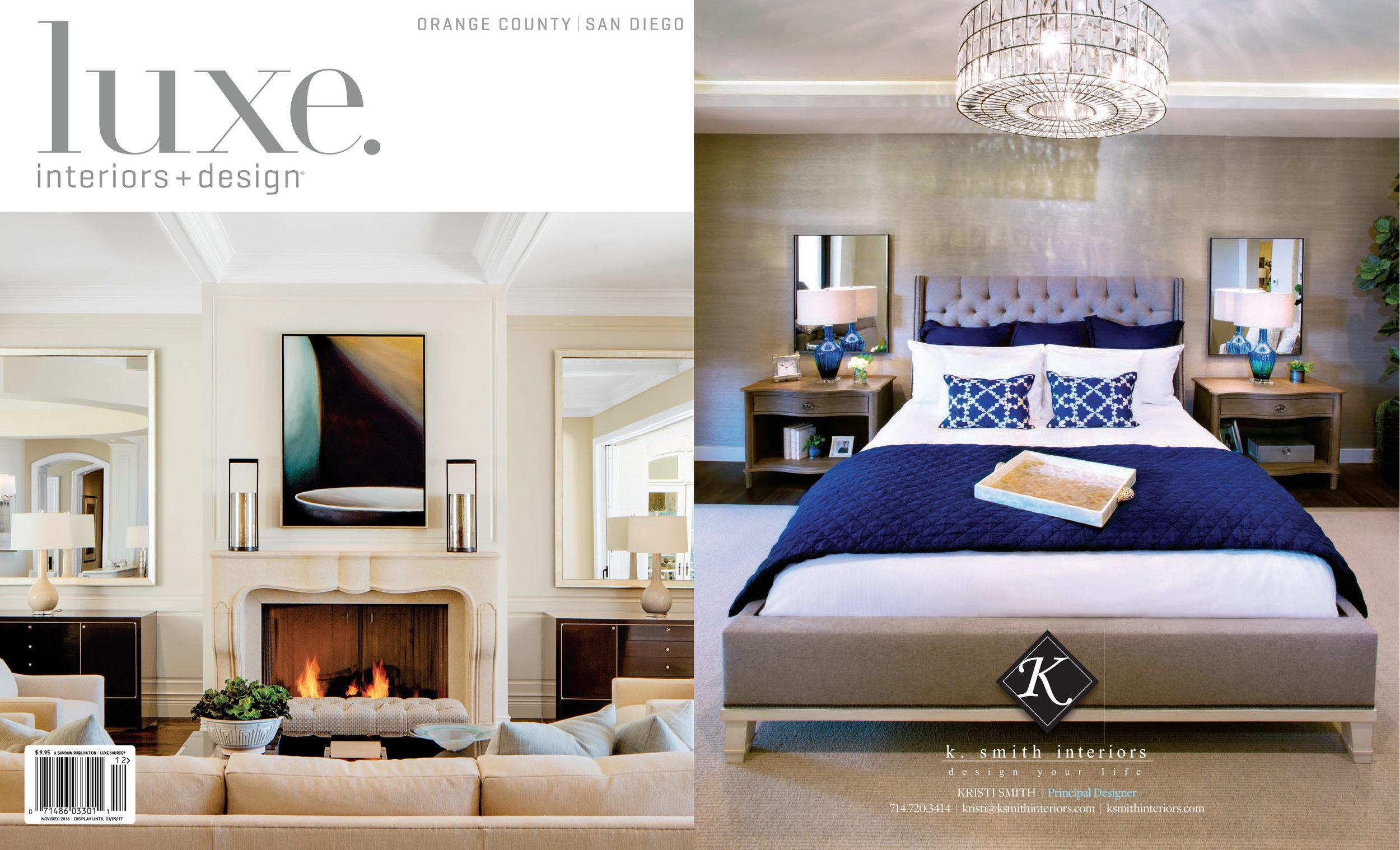 Kristi Smith Luxe Magazine