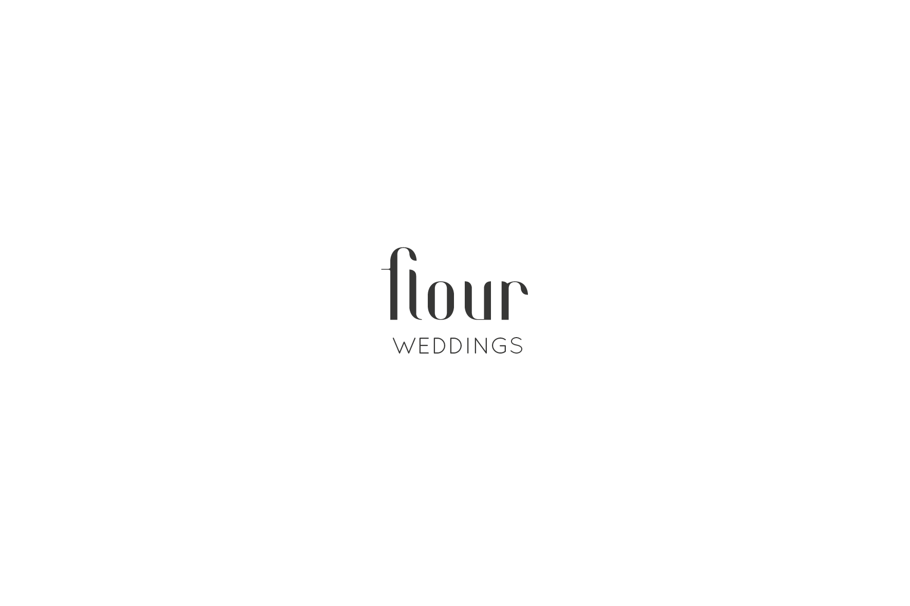 Flour weddings