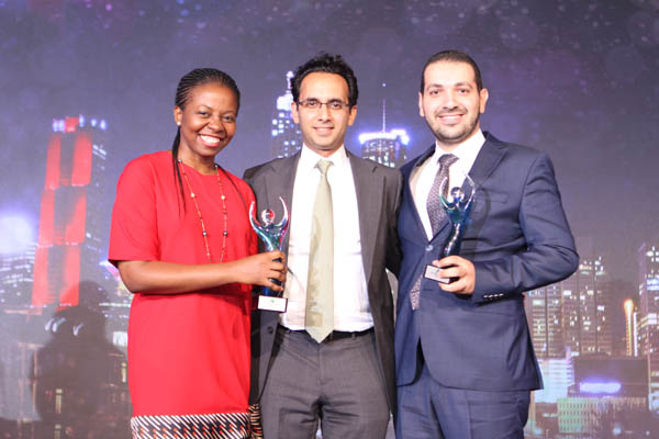 Co-winners: JA Nigeria and INJAZ Al-Arab