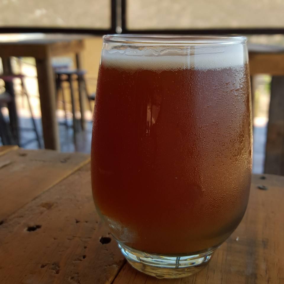 Fresh draft beer at Ciele