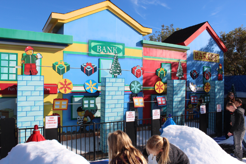 Legoland Snow Days