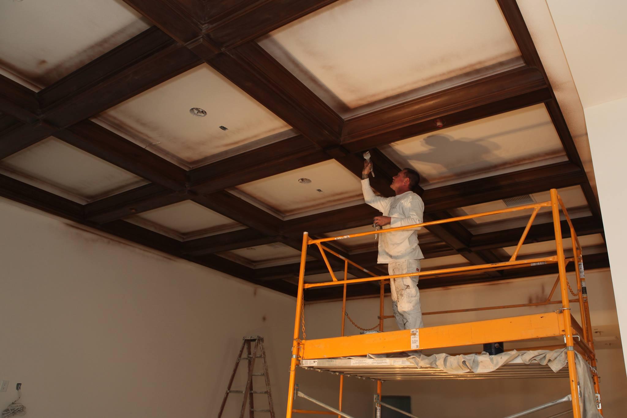 Progress of the Interior Renovations. Photo Credit: Grand Legacy at the Park