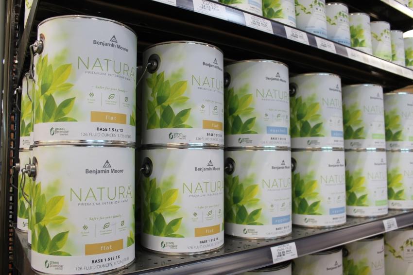 Natura - Non toxic interior paint