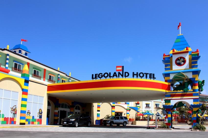 Photo Courtesy of Legoland CA