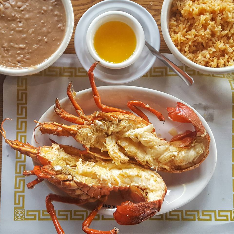 And if the food and wine in the Valle isn't enough, there is always Puerto Nuevo Lobster waiting.