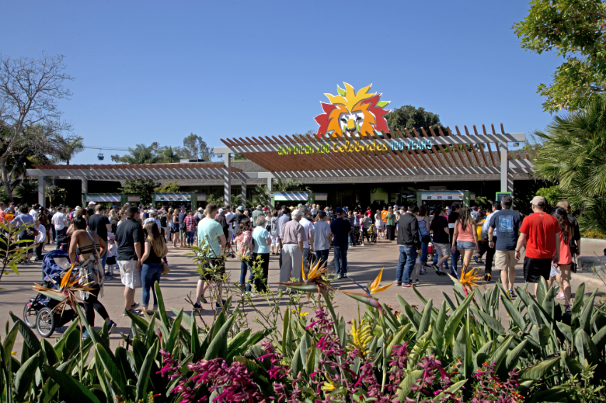 Voted #1 Zoo in the World by Trip Adviser in 2015