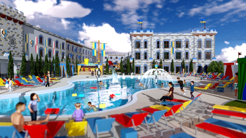 Concept image Provided by: Legoland