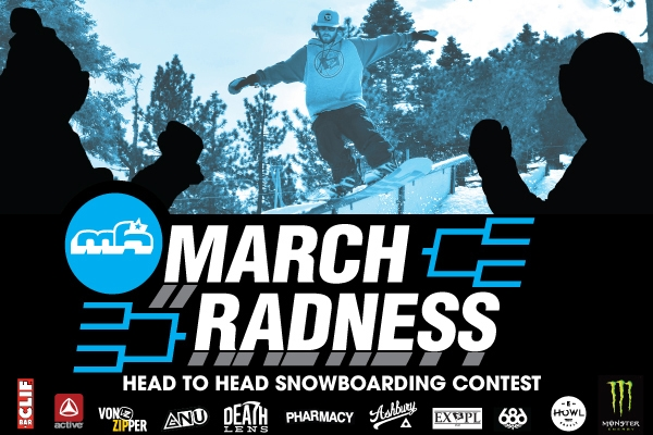 March Madness mountain high